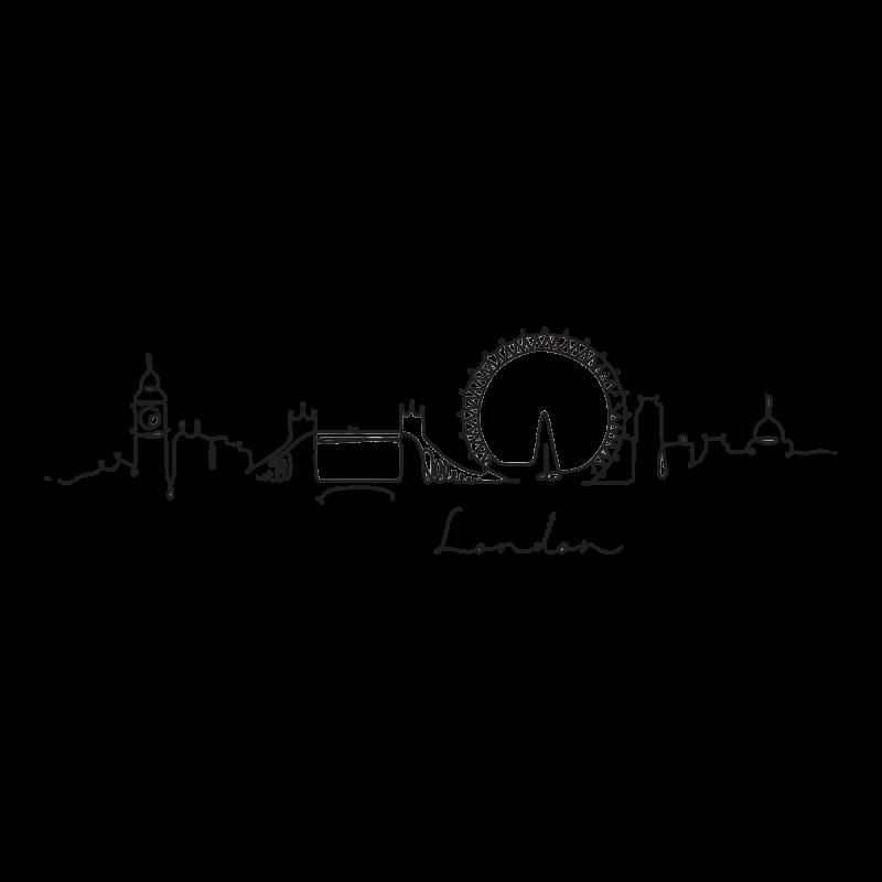 Временное тату Лондон
